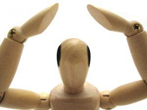 ヘアロス人形